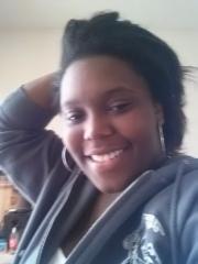 My hair before the 1st cut