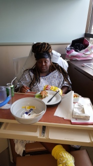 Damn Hospital food